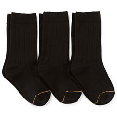 Gold Toe® 3-pk. Casual Crew Socks - Boys