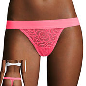 Flirtitude 1 Pair Thong Panty