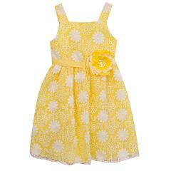 Rare Editions Sleeveless Sundress - Toddler Girls