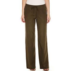 St. John's Bay Drawstring Pants