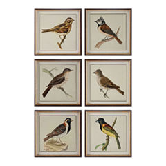 Spring Soldiers Wall Art (Set of 6)