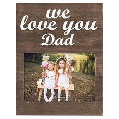 Burnes of Boston® We Love You Dad 5x7