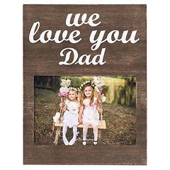 Burnes of Boston® We Love You Dad 5x7