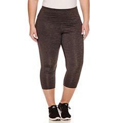 Xersion™ Performance Capri Pants with Tummy Control - Plus