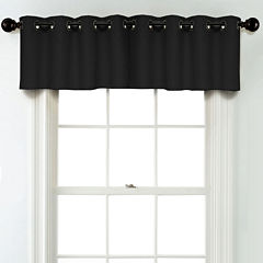 JCPenney Home Linen Grommet Blackout Lined Tailored Valance