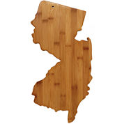 Totally Bamboo® New Jersey Cutting Board