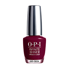 OPI Can't Be Beet Infinite Shine Nail Polish - .5 oz.