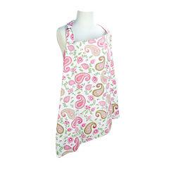 Trend Lab® Nursing Cover - Paisley Pink