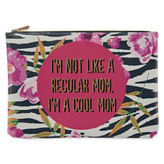 a.n.a Mom Makeup Bag