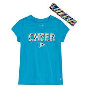 Xersion Girls Graphic T-Shirt-Toddler