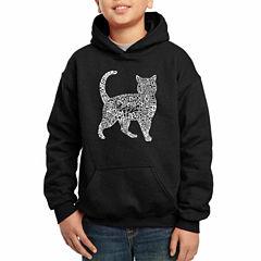 Los Angeles Pop Art Graphic T-Shirt-Big Kid Boys