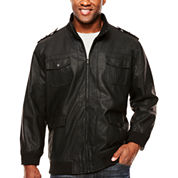 i jeans by Buffalo Long Sleeve Anorak Big and Tall