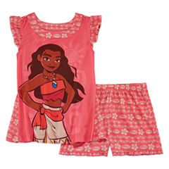 Disney 2-pc. Moana Kids Pajama Set Girls