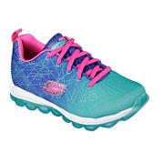 Skechers® Girls Air Laser Lite Sneakers - Little Kids/Big Kids