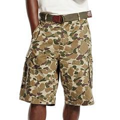 Levi's® Snap Cargo Shorts