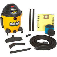 Shop-Vac® Right Stuff 12-Gallon Wet/Dry Vacuum Cleaner