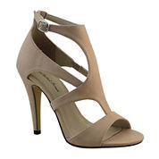 Michael Antonio Real Strappy High Heel Sandals