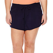 Arizona Dolphin Shorts - Juniors Plus