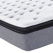 Sealy® Posturpedic® Meadowlark Cushion Firm Euro Pillow-Top - Mattress Only