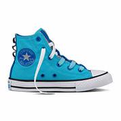 Converse Chuck Taylor All Star Loopholes Hi Girls Sneakers - Little/Big Kids