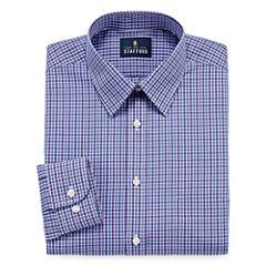 Stafford Travel Performance Super Shirt - Big & Tall Long Sleeve Dress Shirt