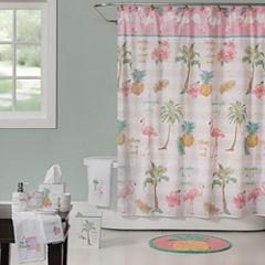 Saturday Knight Flamingo Bath Collection