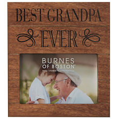 Burnes of Boston® Best Grandpa Ever 4x6
