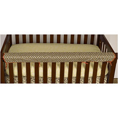 Cotton Tale Peggy Sue Crib Rail Cover
