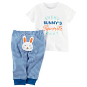 Carter's Bodysuit Set-Baby Boys