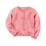 Carter's Short Sleeve Cardigan - Preschool Girls