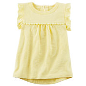 Carter's Cap Sleeve Top - Baby Girls