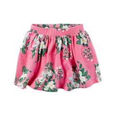 Carter's Floral Maxi Skirt - Baby Girls
