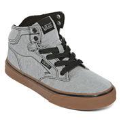 Vans® Winston Boys High-Top Skate Shoes - Little Kids