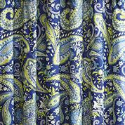 Intelligent Design Rachelle Printed Shower Curtain