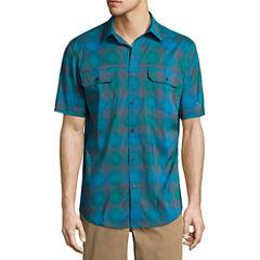 St. John's Terra Tek Comfort Stretch Poplin Shirt