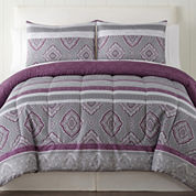 Home Expressions Carson 3-pc. Comforter Set