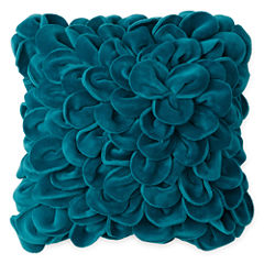 Home Expressions 3D Floral Decorative Pillow