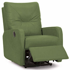Recliner Possibilities Taylor Swivel Recliner