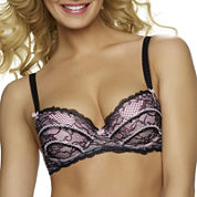 Jezebel Sylvia Lace Push Up Bra
