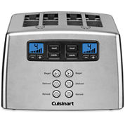 Cuisinart CPT-440 Countdown Leverless 4 Slice Toaster
