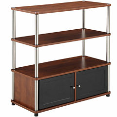 Matteo Highboy Entertainment Center