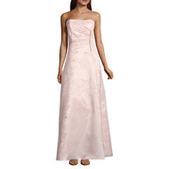 Reign On Embellished Ball Gown-Juniors