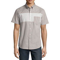 Arizona Short Sleeve Button-Front Shirt