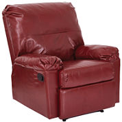 Kensington Pad-Arm Recliner