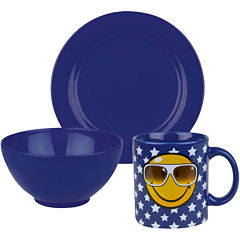 Waechtersbach Smiley 3-pc. Dinnerware Set
