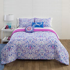 JCPenney Home™ Floral Trellis Comforter Set & Accessories