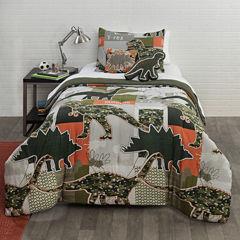 JCPenney Home™ Dinosaur Comforter Set & Accessories
