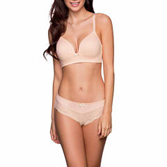 Dorina Dorothy Cotton Moulded Soft Bra and Hipster Panty