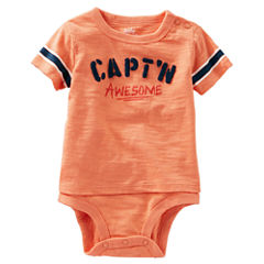Oshkosh Short Sleeve Bodysuit- Baby
