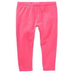 Oshkosh Solid Leggings Girls